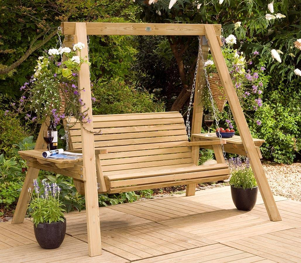 Build Your Own Swing Seat With A Woodworkingplan Yes You